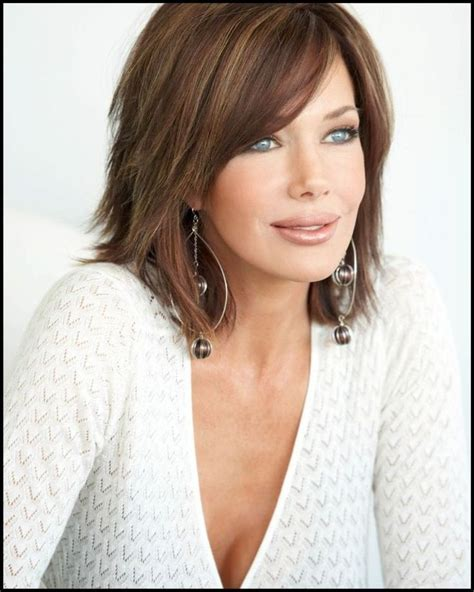 womens lob haircut pics new 238 best images about hair on pinterest older women