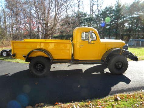 dodge wm300 power wagon for sale classic 1967 dodge power wagon wm300 for sale detailed