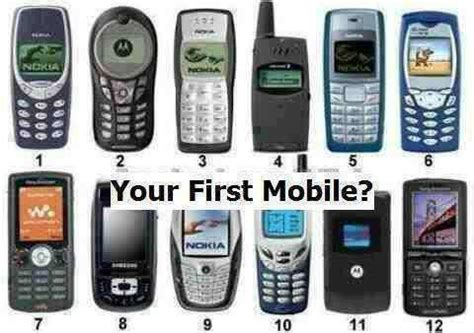 1st mobile phone your mobile phone was phones nigeria