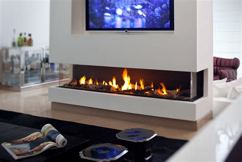Direct Vent Gas Fireplaces   Custom Fireplace Design