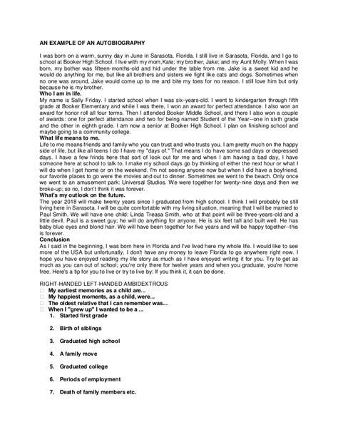 11 new student biography template daphnemaia com daphnemaia com