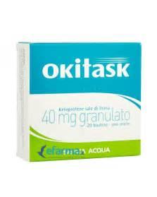 ketoprofene mal di testa okitask 40 mg granulato 20 bustine ketoprofene efarma