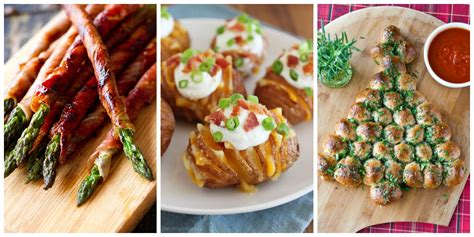 appetizers ideas 60 easy thanksgiving and appetizer recipes