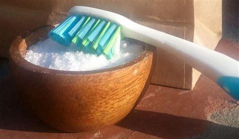homemade tooth powder  evergreen