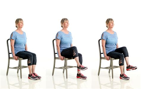 chair leg raise at home silver sneakers exercises 28 images glute exercises