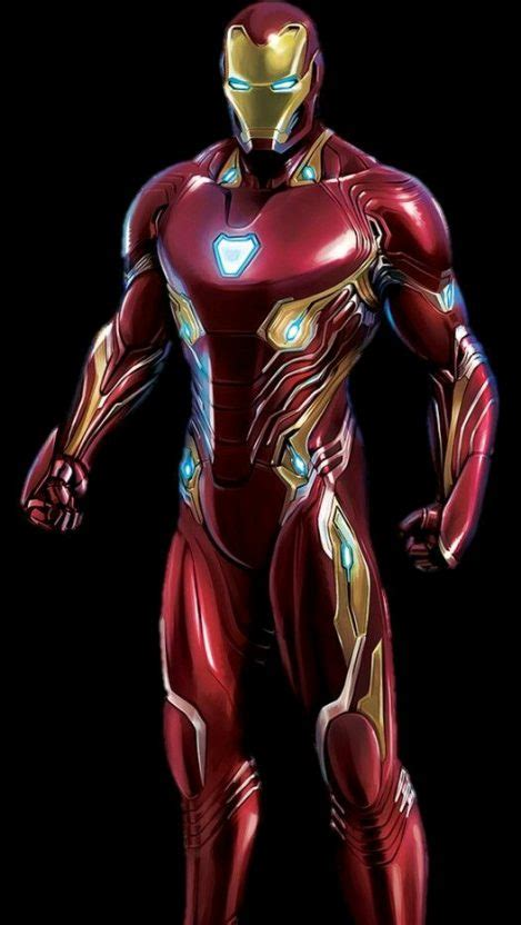 mark iron man suit avengers infinity war iphone