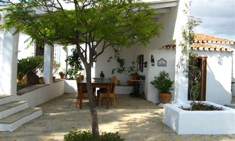 estilo rustico casa blanca en andalucia - Casas De Andalucia