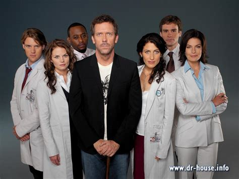 cast of house dr house