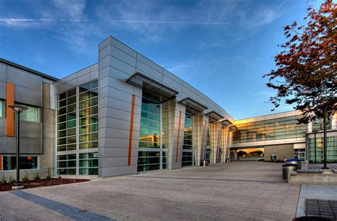 Uta Bursar Office by Chabot College Community And Student Services Center