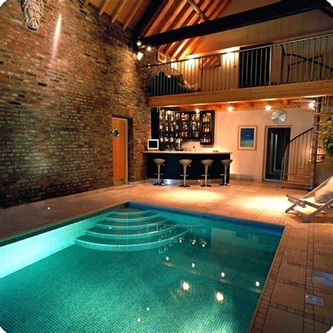 lights dimming in house 20 homes with beautiful indoor swimming pool designs