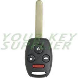 Honda Civic Remote Battery New Honda Civic Si Ex Remote Key Fob Keyless Entry