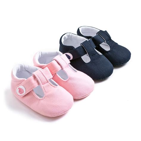 newborn shoes canvas baby shoes jojo maman bebe