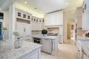 White Kitchens With Islands 30 Beautiful White Kitchens Design Ideas Designing Idea
