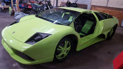 Lamborghini Replica Sale Lamborghini Murcielago Lp640 Replica For Sale