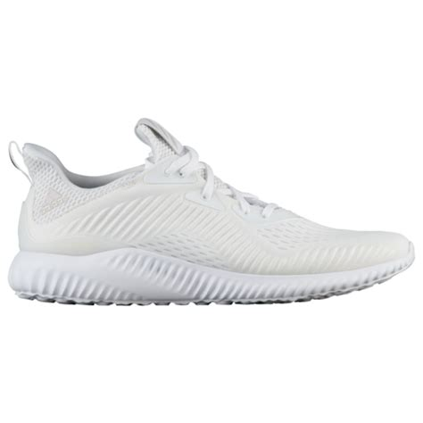 adidas alphabounce em mens running shoes whitegreyblack