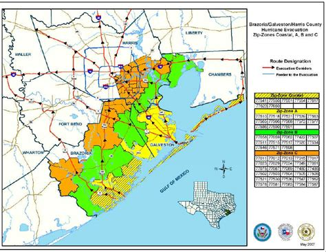 map of dickinson texas evacuations dickinson tx official website
