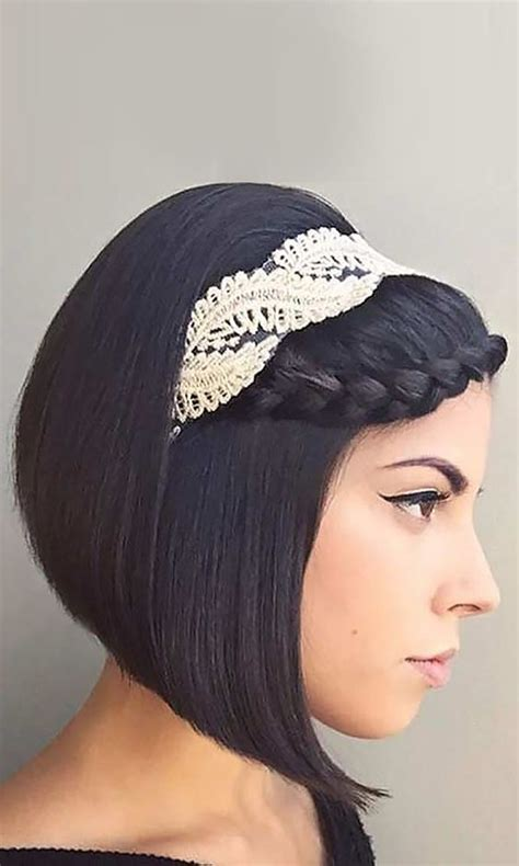 romantic wedding hairstyles for short
