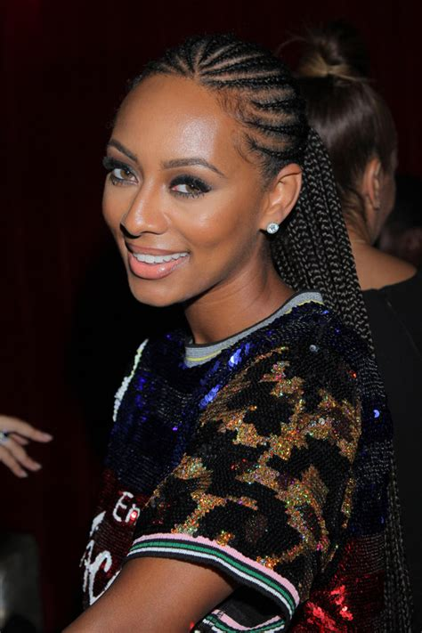 corn row hairstyles for black celebrities 31 celebs whose cornrows have always been fab