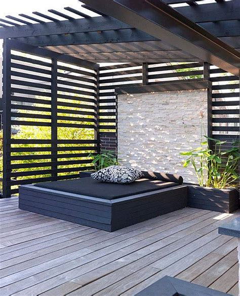 Lounge Chair Outside Design Ideas Modern Terrace Design Cool Lounge Furniture Outdoor Interior Design Ideas Avso Org