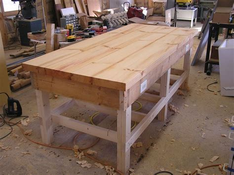 shop bench plans 1000 images about workbench ideas on pinterest