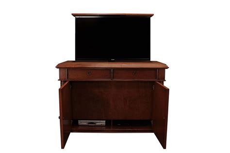Tv Riser Cabinet marin 2 pop up tv cabinet flat screen tv riser