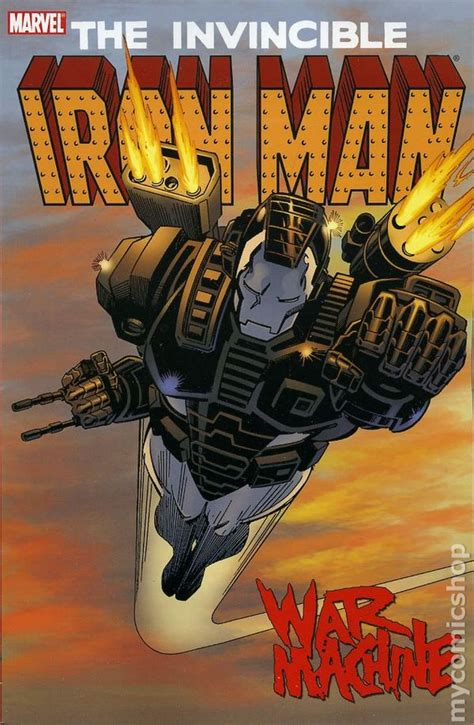 Iron War Machine Comic iron war machine tpb 2008 comic books
