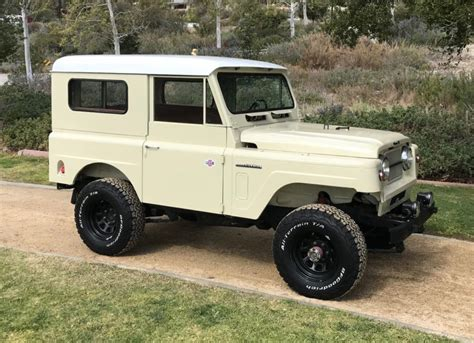 1969 nissan patrol 1969 nissan patrol 4x4 for sale on bat auctions closed