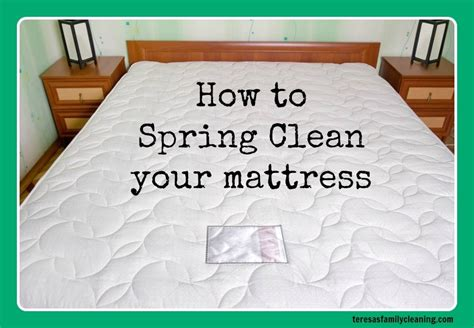 How To Clean The Bed Mattress by Easy Way To Clean A Mattress Trusper