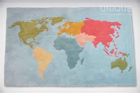 rugs of the world worldmap area rug 世界地圖地氈 unique custom made carpet and rug