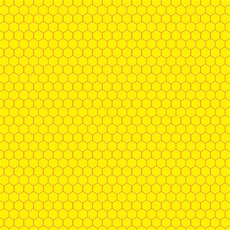 yellow honeycomb pattern doodlecraft hexagon honeycomb freebie background pattern