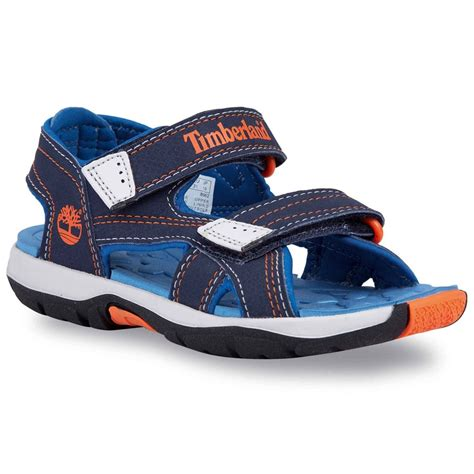timberland boys sandals timberland timberland infant mad river 2 blue boys