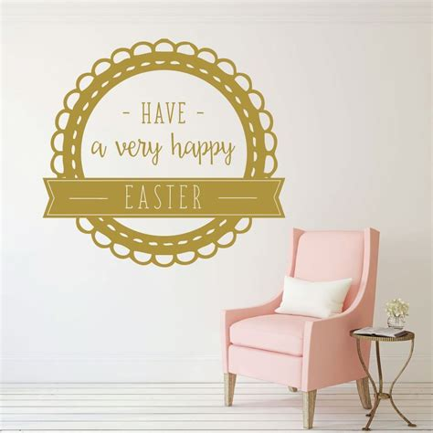 christian home decor store happy easter christian wall decor vinyl decal easter