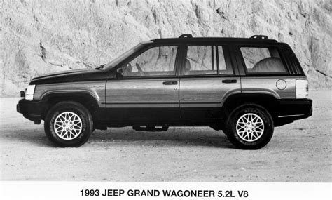 jeep grand wagoneer jeep 174 heritage 1993 jeep grand wagoneer zj the jeep blog