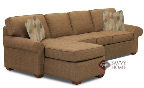 Seattle Fabric Chaise Sectional By Savvy Is Fully Sectional Sofa Seattle