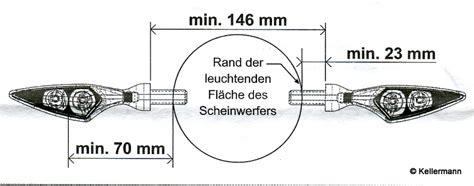 Motorrad Blinker Vorschrift by Led Blinker Motorradreisefuehrer De Rezensionen Und