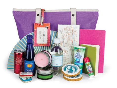 gift bag ideas wedding welcome gift bags and gift bag ideas destination