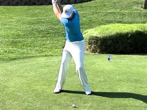 Nick Watney Golf Swing Slow Motion Shriners Youtube