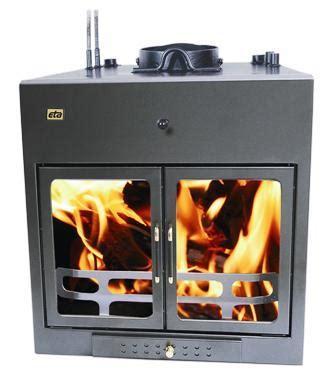 eta camini termocamino inserto a legna etakamini 18 000 kcal caldaia