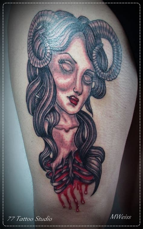 my art on tattoo by 77 tattoo studio by mweiss art on
