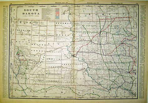 Prints Old & Rare - South Dakota page
