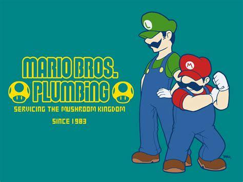 Mario Brothers Plumbing by Mario Bros Plumbing By Blazbaros On Deviantart