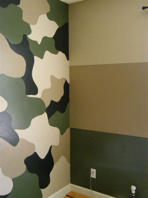 camo wallpaper for bedroom jerods camo room my 7 year old wanted a quot new quot room his