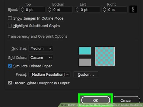 illustrator change background color how to change the background color in adobe illustrator