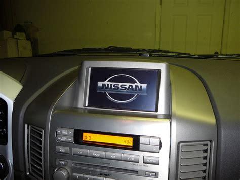 how cars run 2005 nissan armada navigation system titan nav system nissan titan forum