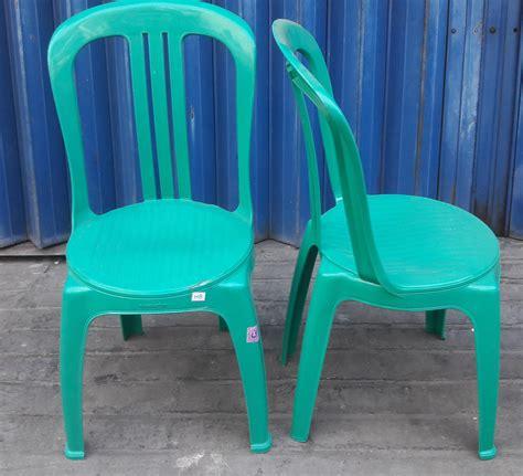 Kursi Napolly 101 jual kursi plastik sandaran garis 3 kode 101 f merk napolly warna hijau baru harga murah