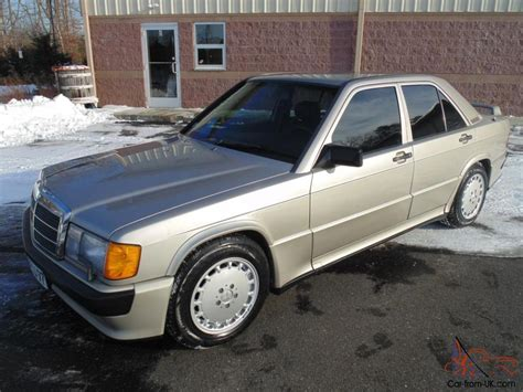 how does cars work 1987 mercedes benz w201 transmission control 1987 mercedes benz 190e 16v cosworth smoke silver rare
