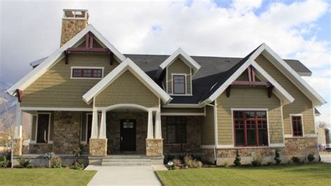 modern craftsman style home exterior ranch style homes modern craftsman style homes craftsman style home