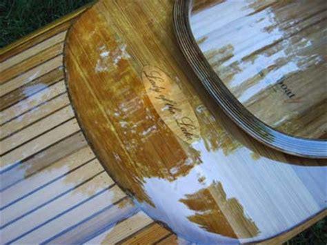 levensduur polyester boot epoxy en glasvezeldoek