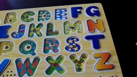 Sound Puzzle Doug doug alphabet sound puzzle