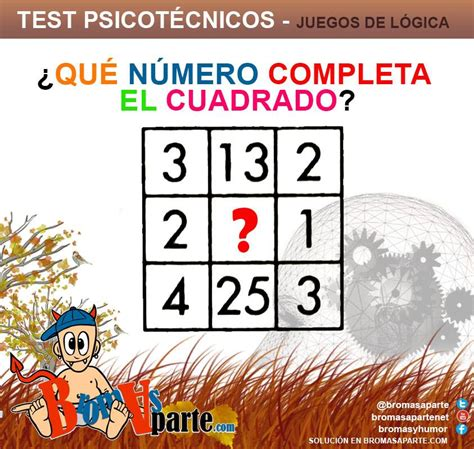 numero cuadrado juegos matem 225 ticos que numero completa el cuadrado